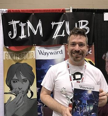Jim Zub - Fan Expo 2017