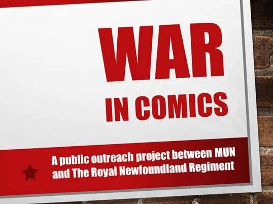 war in comics