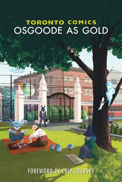 Osgoode As Gold Cover - Irma Kniivila